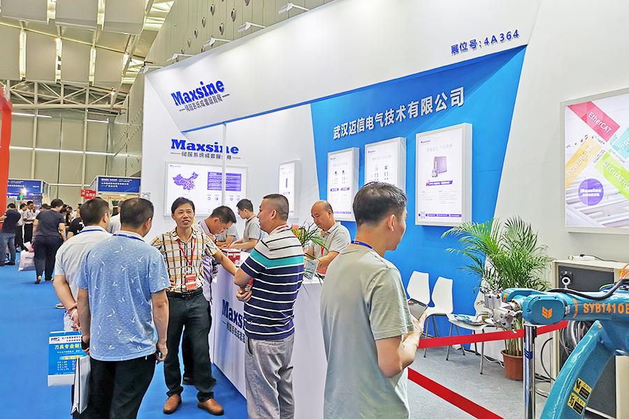2019广东机床展 | 迈信电气助力机床行业产业升级