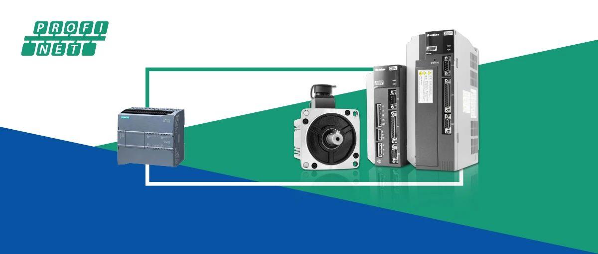 EP3E PROFINET伺服与S7-1200 PLC   WinCC RT Advanced使用案例